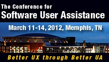The Conference for Software User Assistance